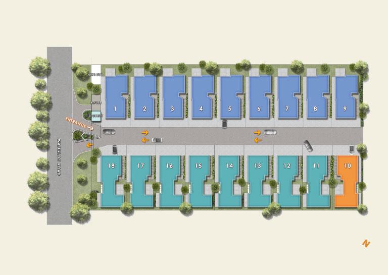 Amberwood-Site-Plan