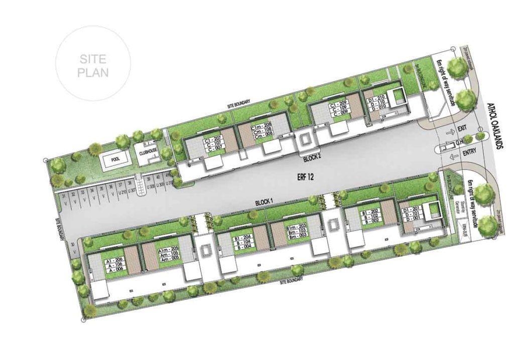 Melrose_View_Site_Plan
