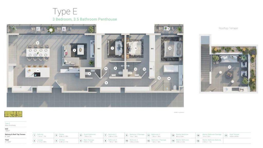 3bed-3-5bath-Type-E-Penthouse