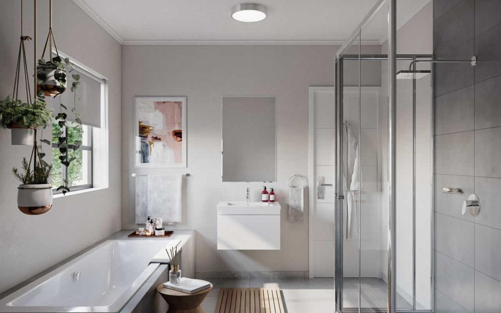 WATERBERRY UNIT D BATHROOM